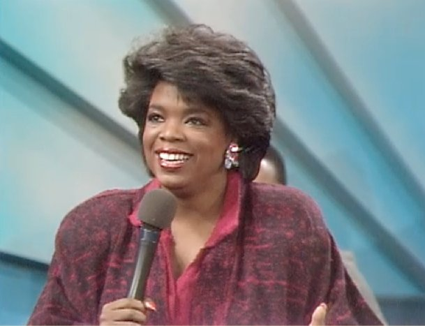 30 years ago. The premiere of The Oprah Winfrey Show. Amazing Grace. Glory Days. Shoutout to Harponians everywhere! https://t.co/V2SsE9NwAO
