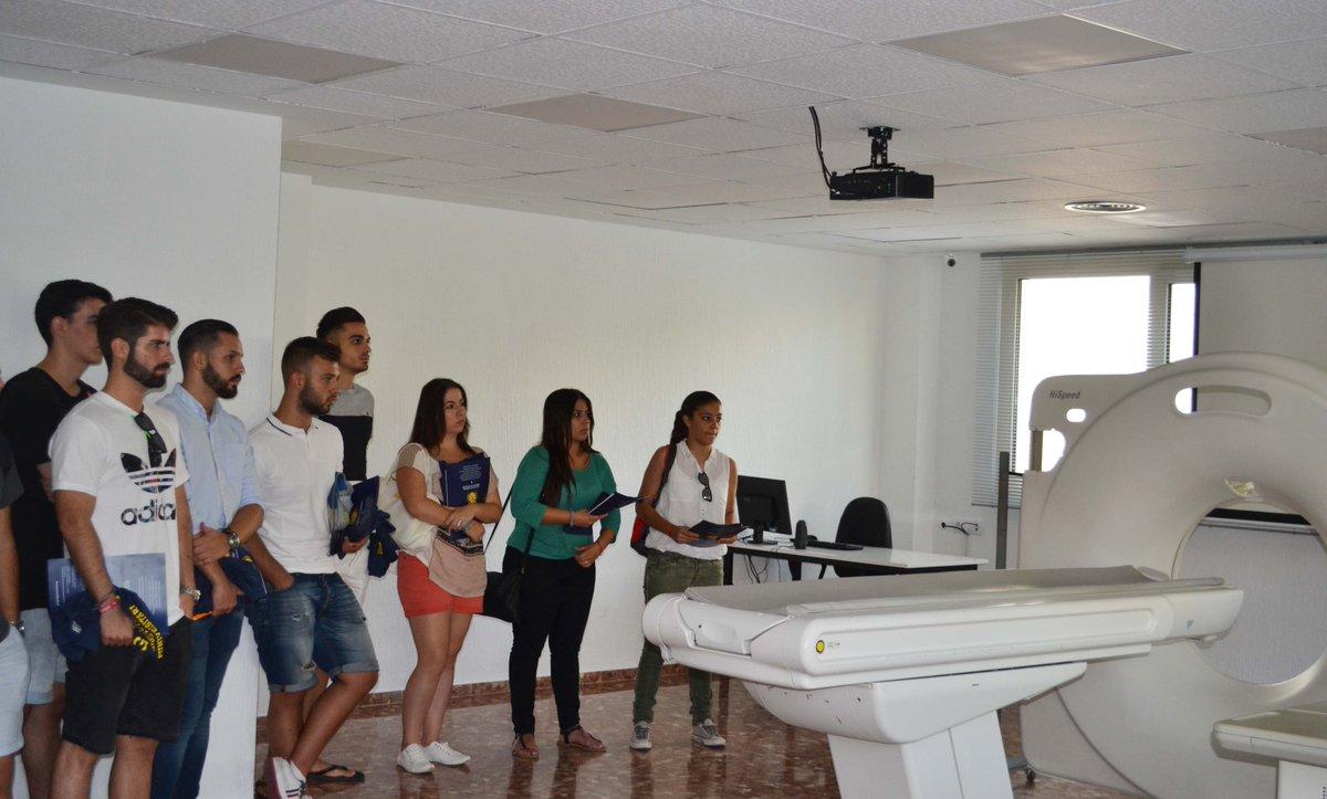 Fp claudio galeno on twitter hoy ha tenido lugar la for Aula virtual fp valencia