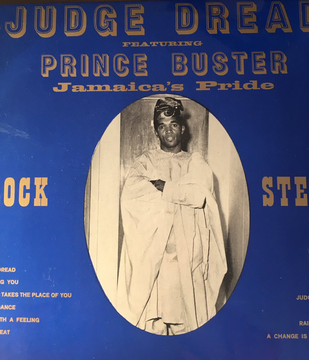 RIP Prince Buster ....#Legend https://t.co/86RXFCo1Wm