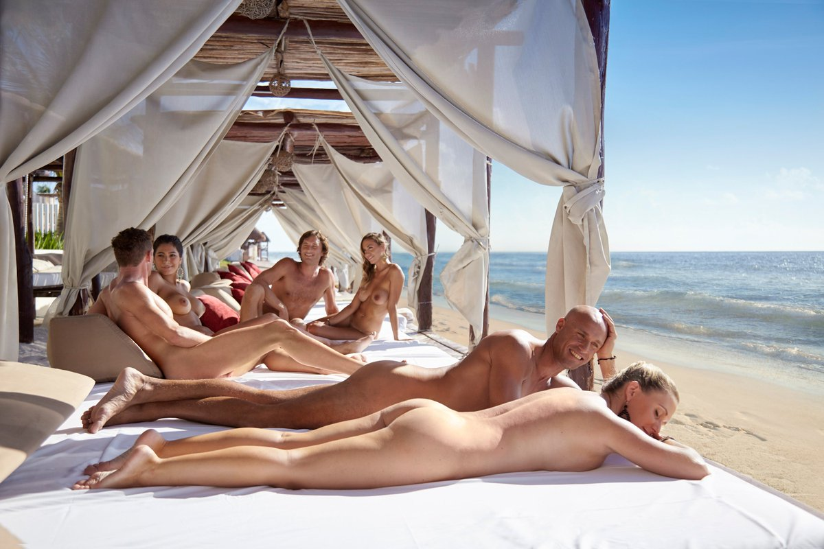 All adult nude resorts mexico