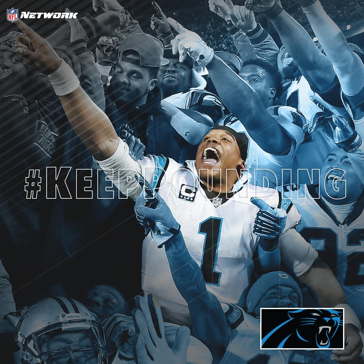 RT if you have the @Panthers beating the defending Super Bowl champs t...
