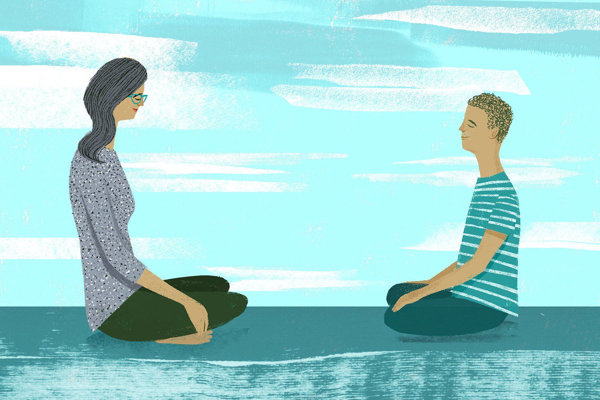 How to Meditate, a guide with wisdom from @SharonSalzberg and @TaraBrach, by @nytimes.  https://t.co/5GT9mDyNfL https://t.co/tfCSrBXpLr