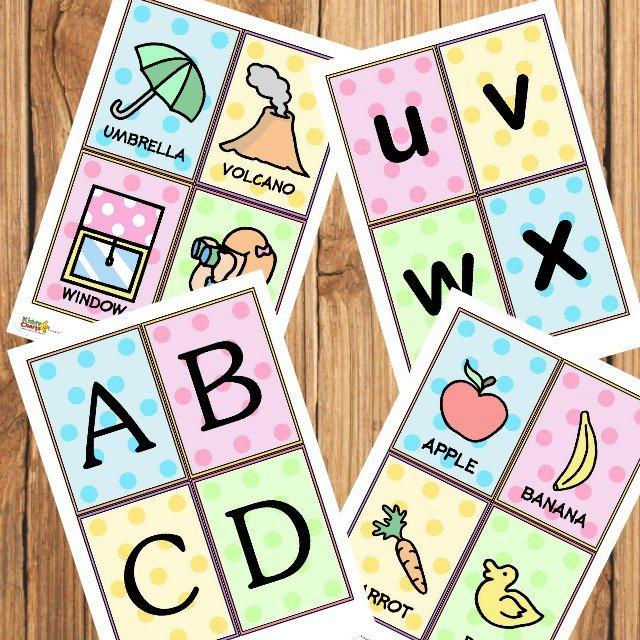 Free Printable Alphabet Flash Cards for Kids. https://t.co/5jPfWqgILb https://t.co/c8qR1ITjYl