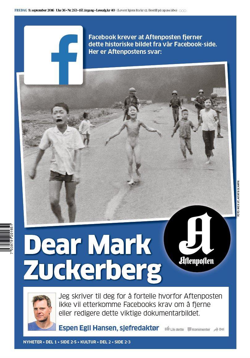 Jeg har skrevet brev til Mark Zuckerberg #aftenposten https://t.co/OWC03UdLhG https://t.co/0fbW1BYois
