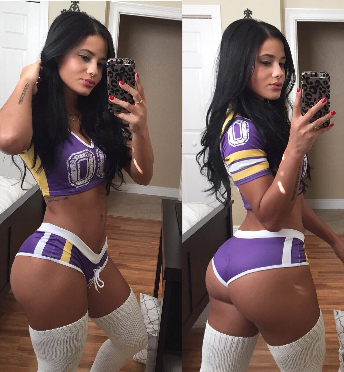 """KATYA ELISE HENRY on Twitter: """"who's excited for football"""