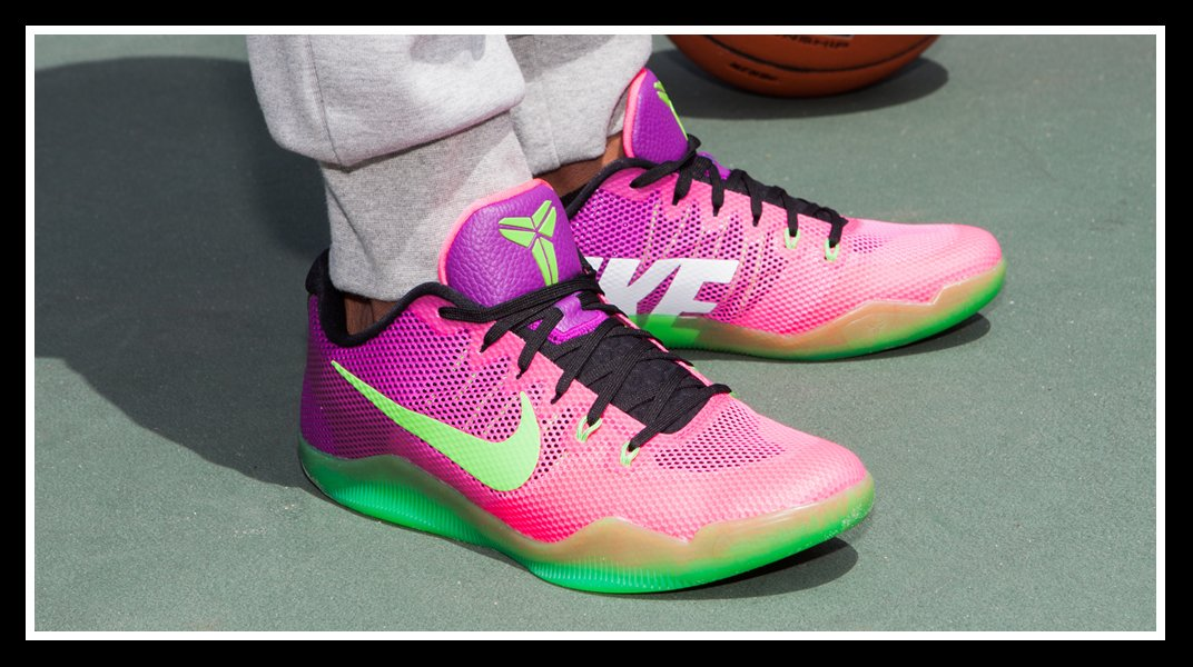 newest collection 9047b a3e10 Nike Kobe Mambacurial: The Nike Kobe Mambacurial returns in ...