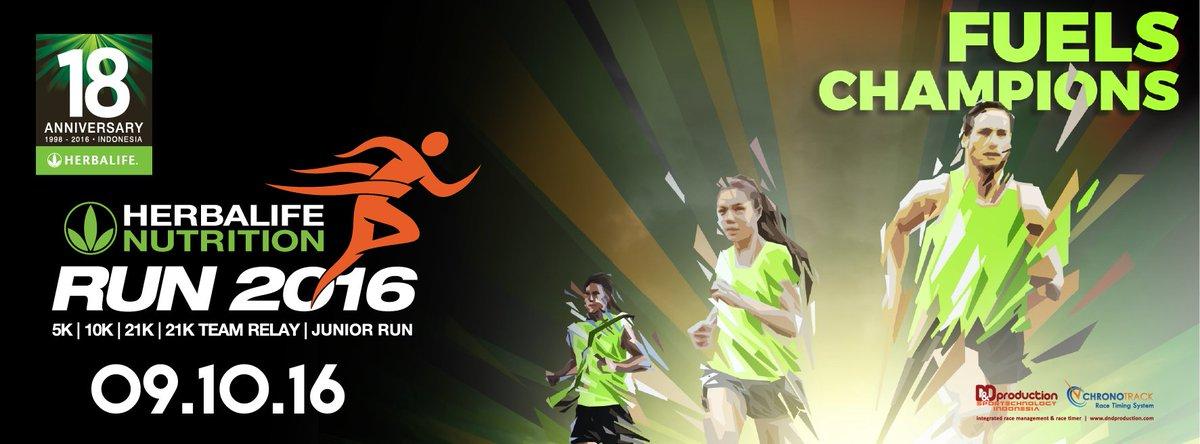 Herbalife Run 2016