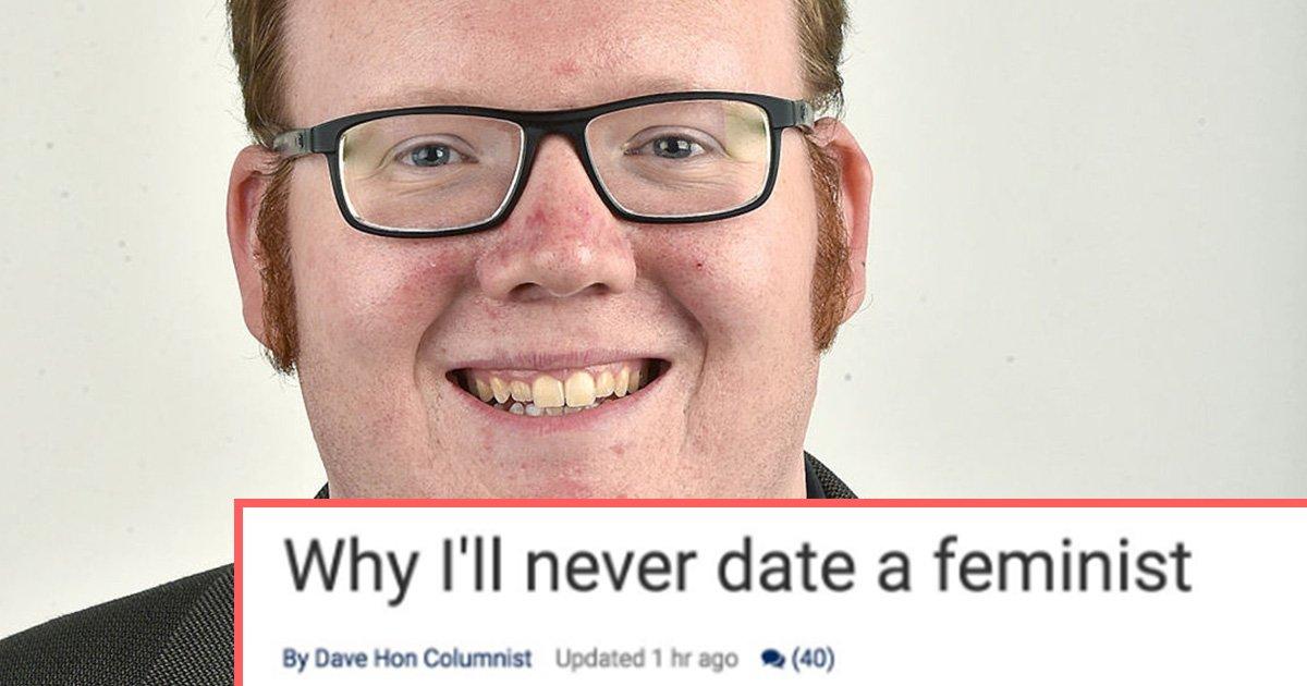 Dating en feministisk man