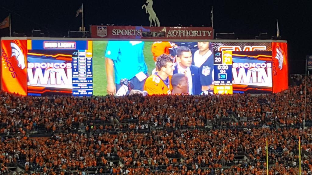 FINKLE!!!!!!! #Broncos #CARvsDEN https://t.co/SAB7OwMF2m