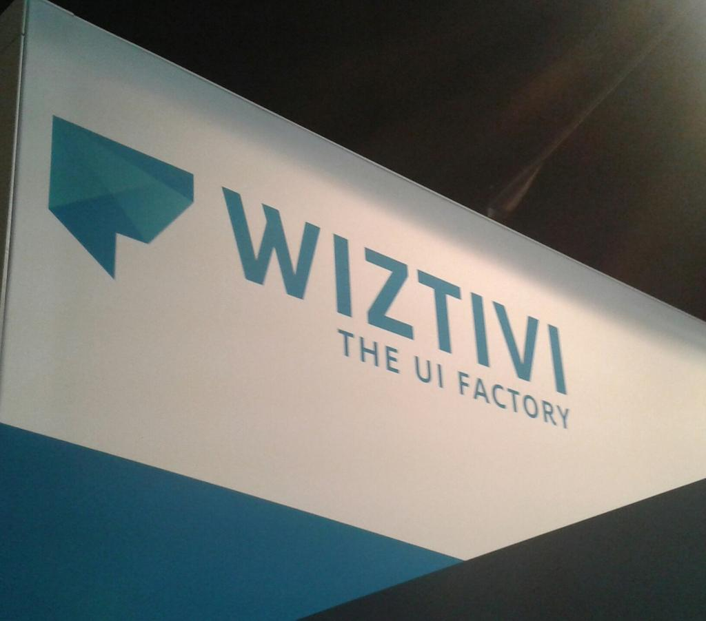 @IBCShow is on! Come and experience What's new to the #UI factory #UX #uidesign booth 14L01