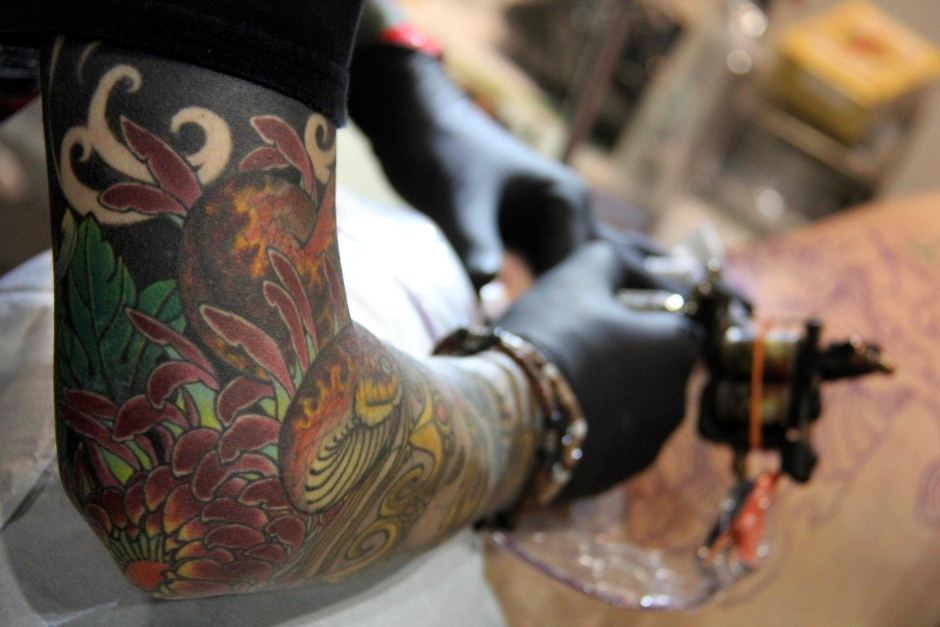 one in five tattoo inks in australia contain potentially