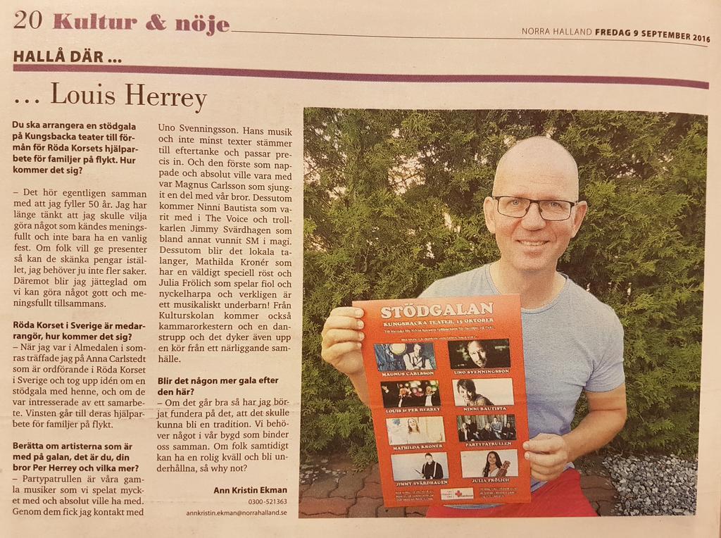 Herrey's, The - Din Telefon
