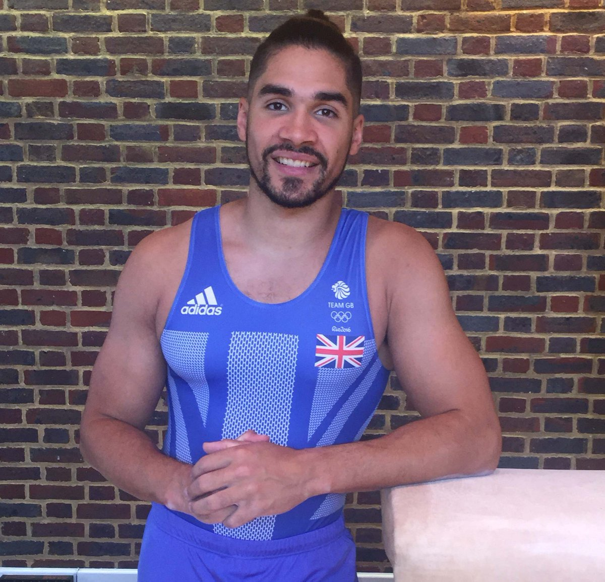 Did you guess? @louissmith1989 will be in town Monday as we launch our Sport & Life Sciences courses! #BCUsportlife https://t.co/cJUmWeDWyW