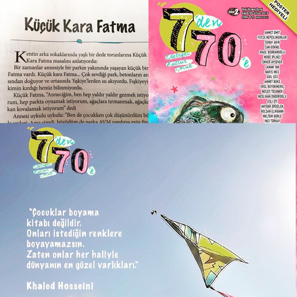 Yedi Yetmis Dergi On Twitter Gunaydin Dunyanin En Guzel