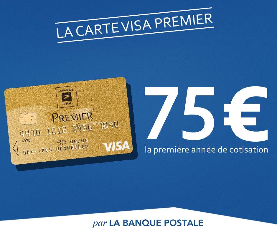 la banque postale carte visa premier La Banque Postale na Twitteri: