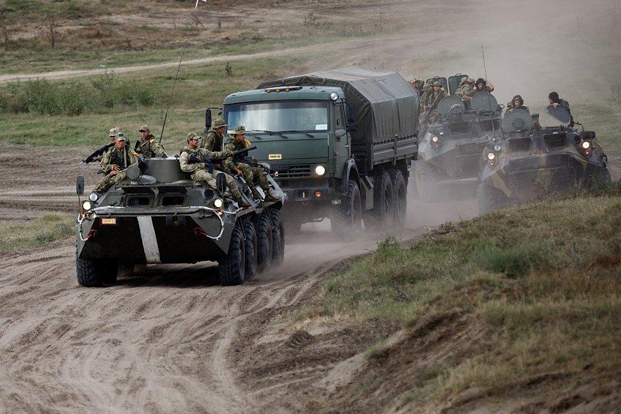 Территориальная оборона в РФ
