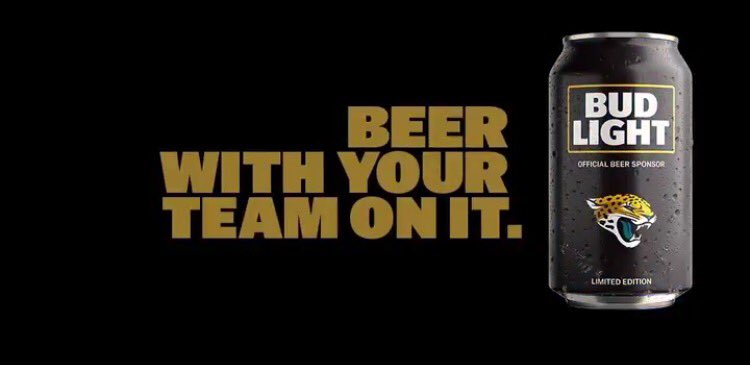 Bud Light Auf Twitter Beer With Your Team On It Myteamcan