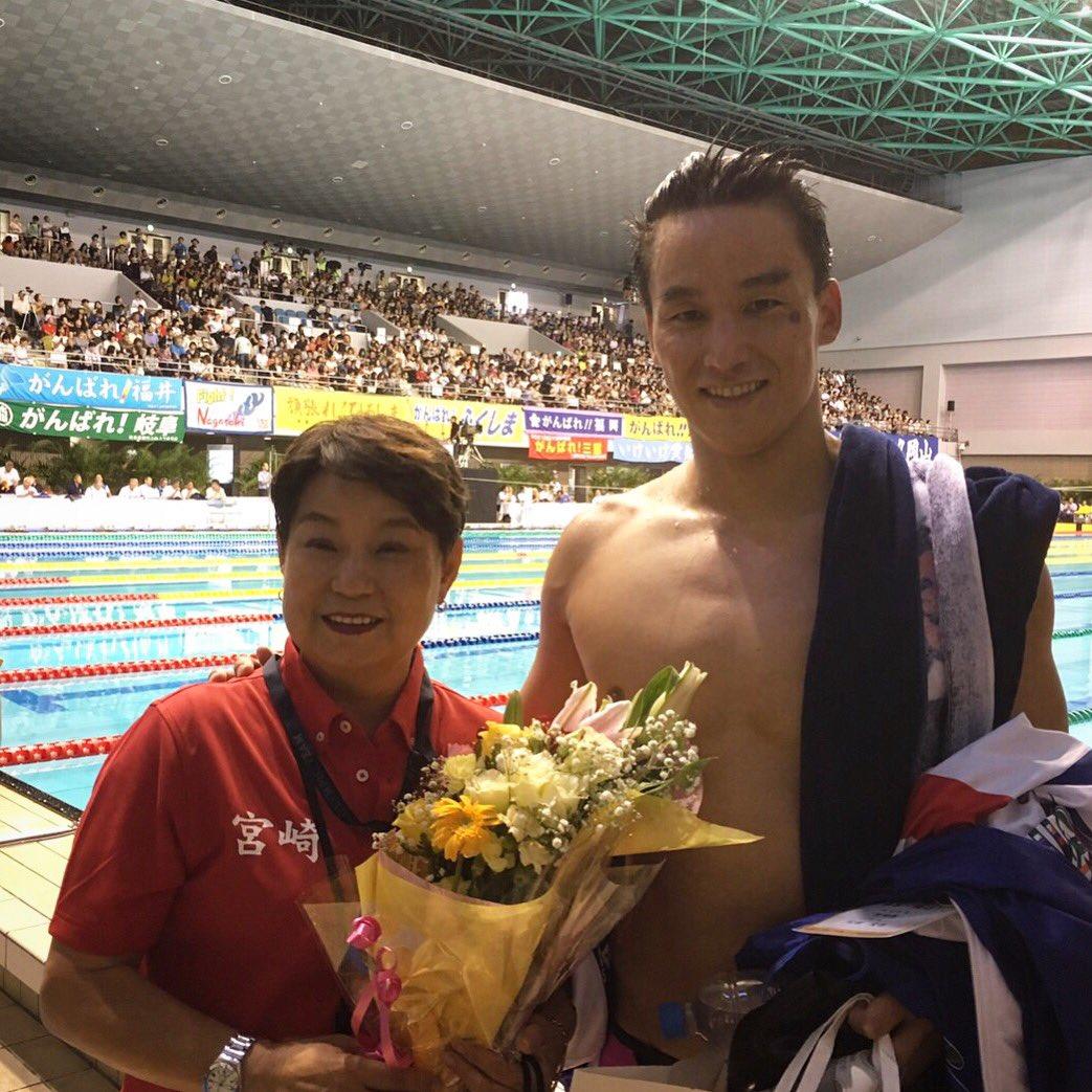 現役最後のレースが終わりました。 これまで応援してくださった皆さん、本当にありがとうございました。 会場の皆さんの声援嬉しかったです。 最後に日本の皆さんの前で泳げて本当に良かったです。 https://t.co/Dx8TJaeWu1