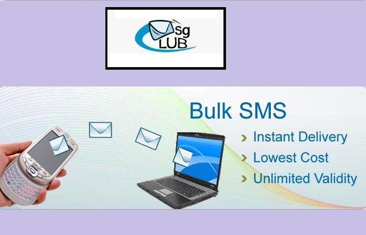 Bulk SMS Gateway Provider in India - MsgClub