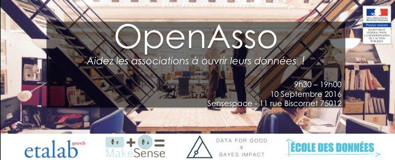 Samedi, rejoignez-nous pour améliorer notre #opendata = #OpenAsso ! Inscrivez-vous 👉🏿 https://t.co/1l3DH29FFj https://t.co/r13UgRTilG