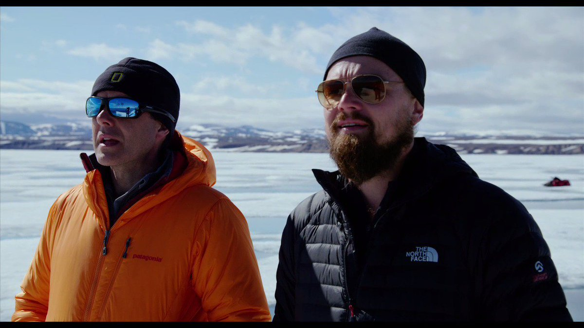 While filming #BeforeTheFlood, @LeoDiCaprio sees - and hears - Arctic narwhals. Screen the film today at #TIFF16. https://t.co/IkHijLoTSk