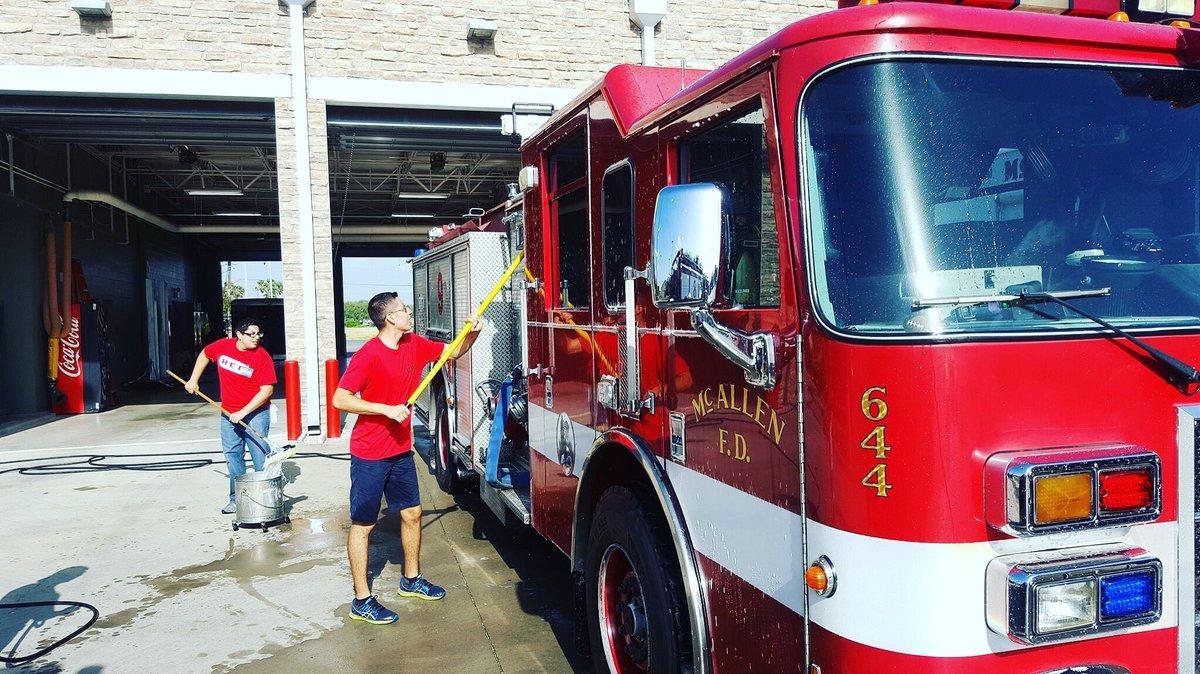 McAllen Fire Dept