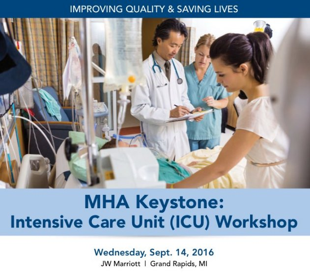 Today is the LAST DAY register for our 9/14 #MHAKeystone: ICU Workshop! https://t.co/zceDmr7pQQ  #PatientSafety https://t.co/kTSVQUuYOl