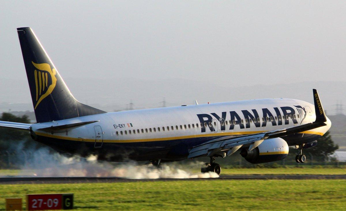 Ryanair vuole sapere com'è stato il tuo volo aereo