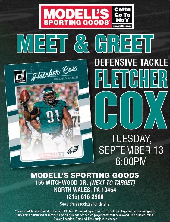 buy online 5aaea 5ec7c Tuesday: On Tuesday [9/13] meet @Eagles @fcoxx_91 at ...