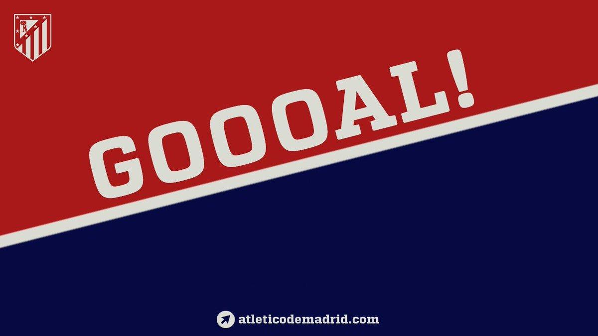 3' | 0-1 |  ⚽️ Goooooaaaaal by @AntoGriezmann! #AthleticAtleti #GoAtle...