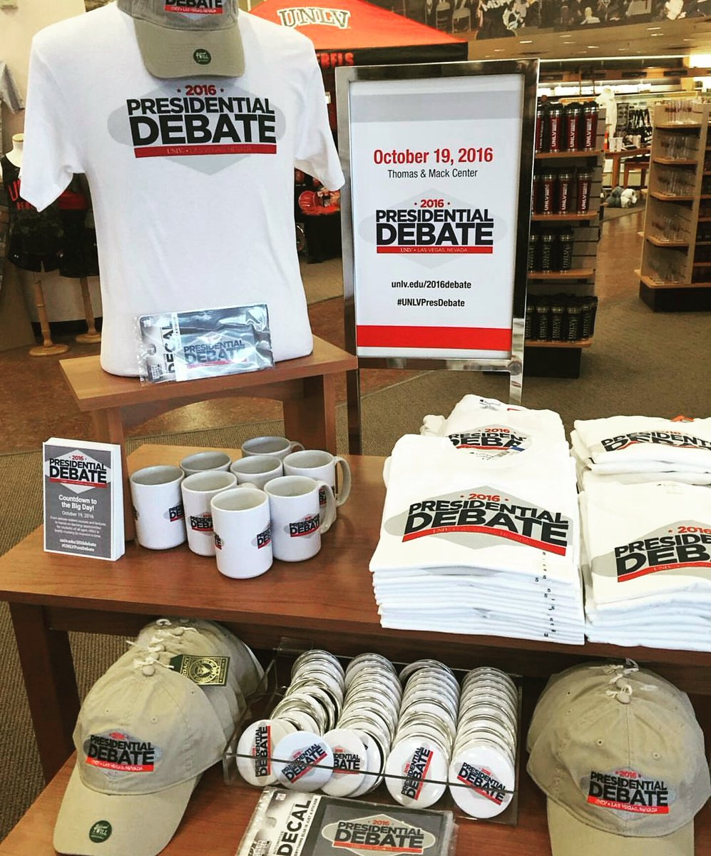 Unlv Csun On Twitter Who S Ready For The Presidential Debate You Can Now Get Your Debate Gear At The Unlv Bookstore Unlvpresdebate Shop the unlv bookstore for men's, women's and children's apparel, gifts, textbooks and more. twitter