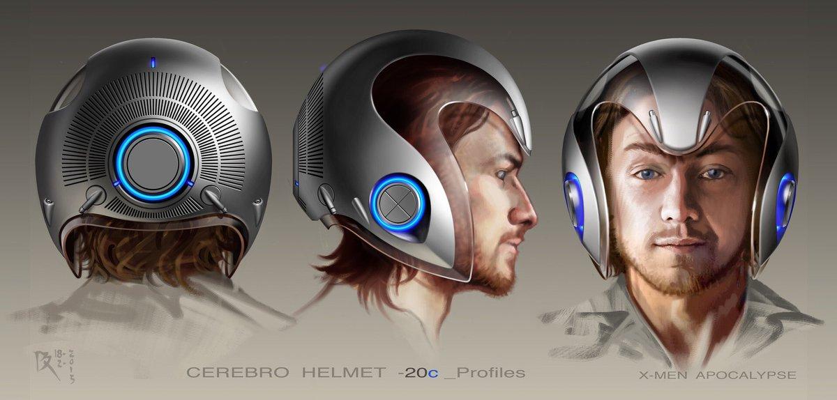 Mask Hammer Mcu On Twitter Xmenapocalypse Concept Art