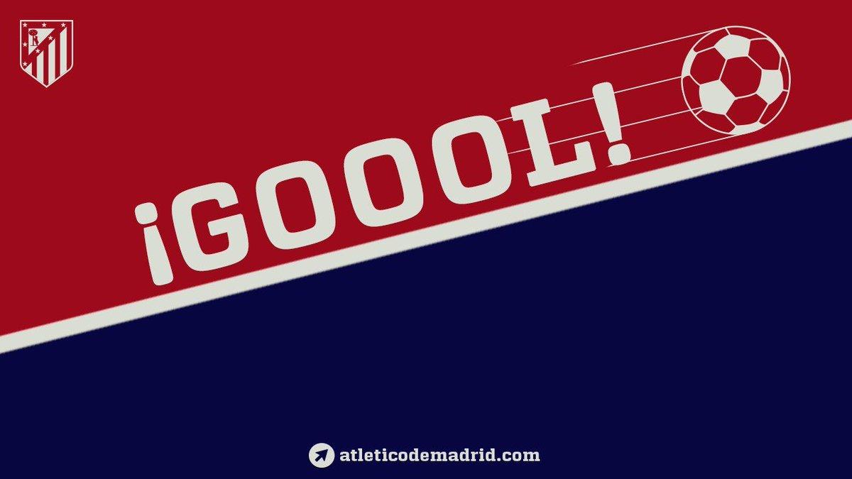 3' | 0-1 |  ⚽️¡Gooooooool de @AntoGriezmann! #AthleticAtleti #AúpaAtle...
