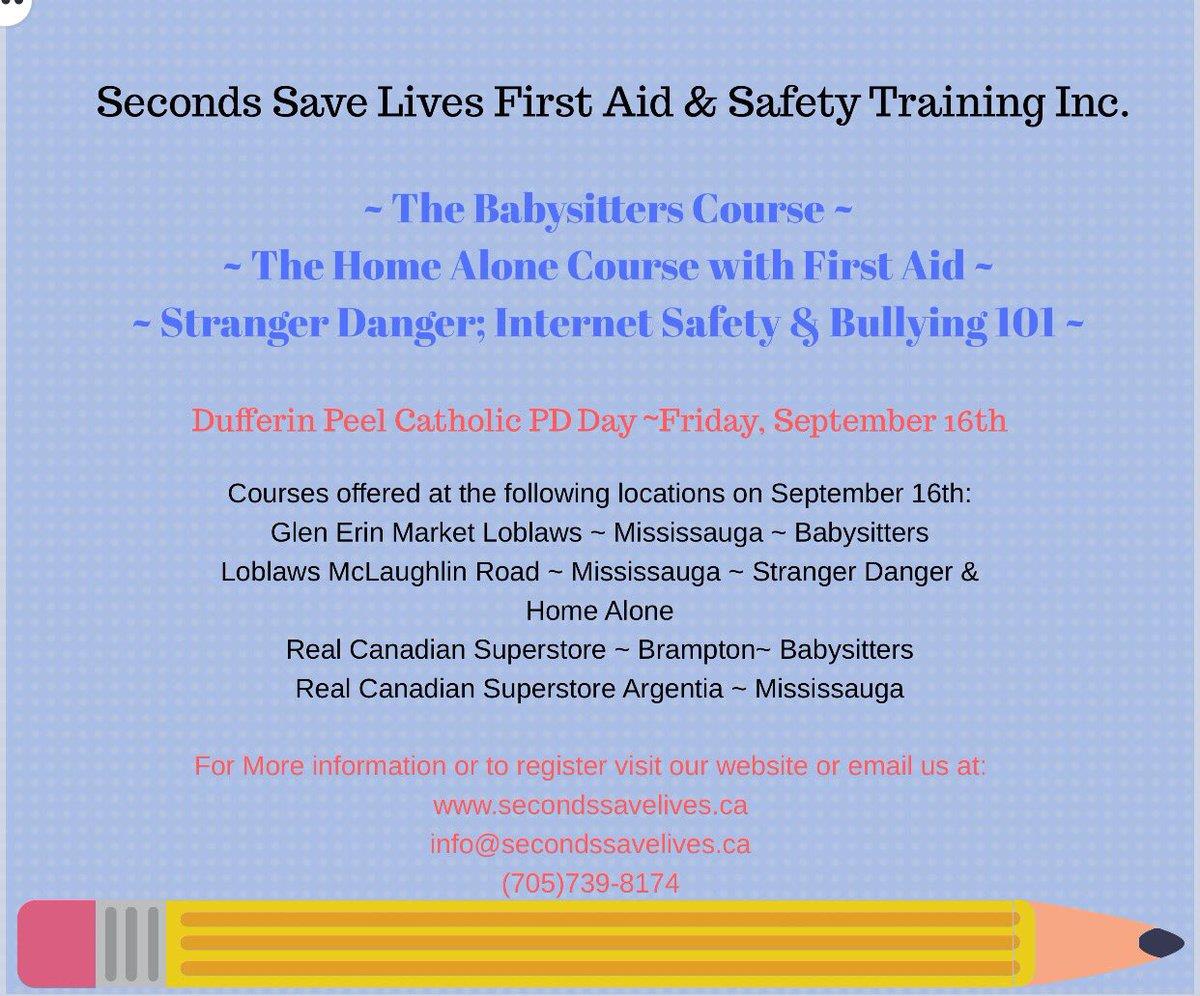 Seconds Save Lives (@safekidsontario) | Twitter