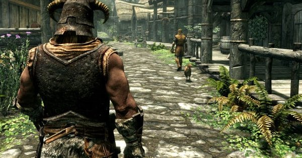 bethesda releases statement saying sony won t allow skyrim or
