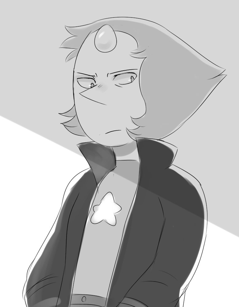 """I can't believe bad Pearl is real #StevenUniverse"""