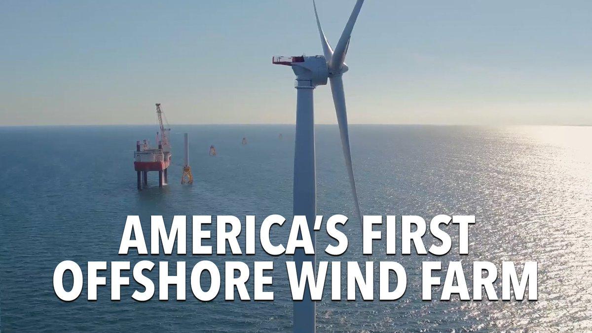 BREAKING: @ErnestMoniz & @SecretaryJewell Announce National Offshore Wind Strategy https://t.co/Exro9pVKkA https://t.co/ZIDdfdIIKw