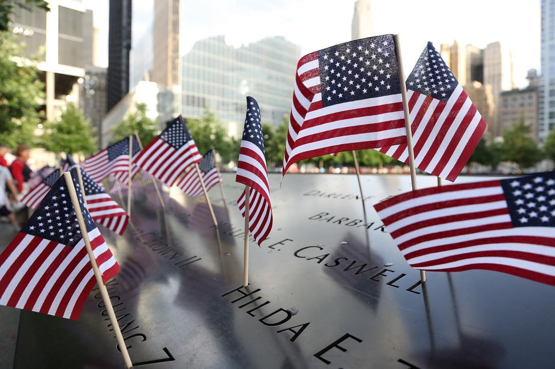 Today we join the @Sept11Memorial in remembering the lives lost on September 11, 2001. #NeverForget https://t.co/6KW6yktLpY