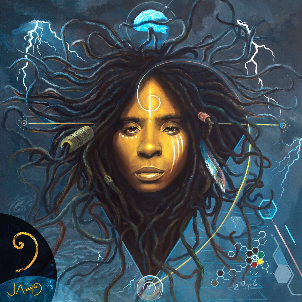 .@Jah9's album, 9, is out today. Get it here - https://t.co/0EtQGABDFz. https://t.co/KN3wAKyHvp