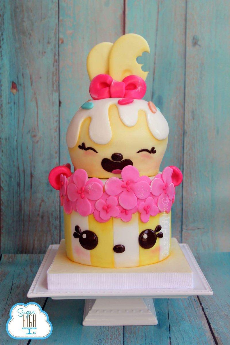 Sugar High Inc On Twitter Numnoms Birthday Cake For My Little