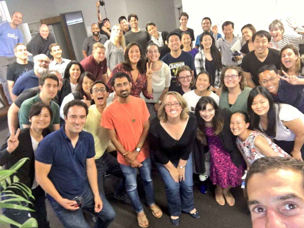 And in case you were wondering, @Color team, still fits in a selfie! :) https://t.co/rpfxQBhSiP