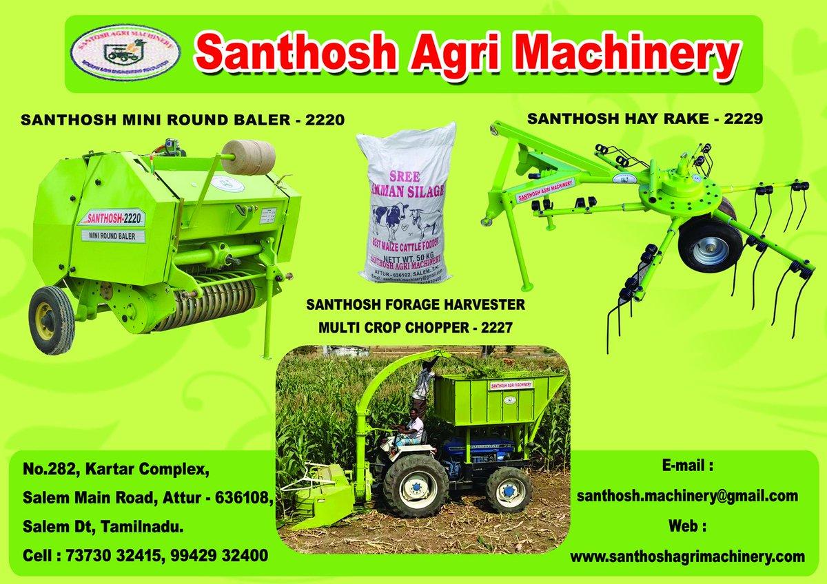 SANTHOSH AGRI on Twitter: