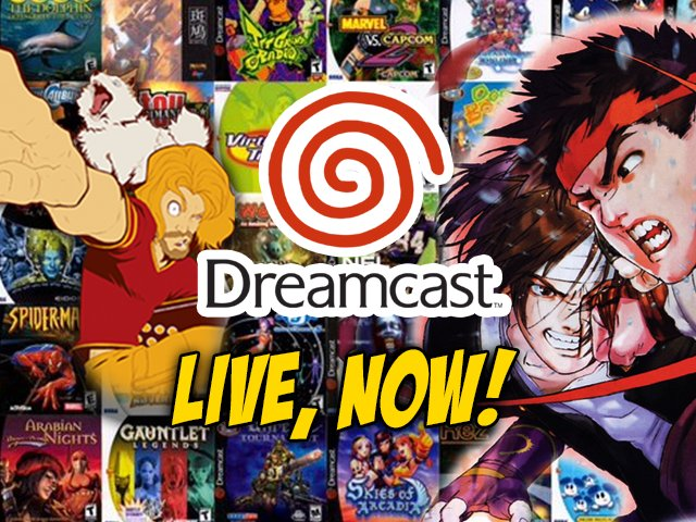 Maximilian Dood On Twitter Streaming Now Dreamcast Bday