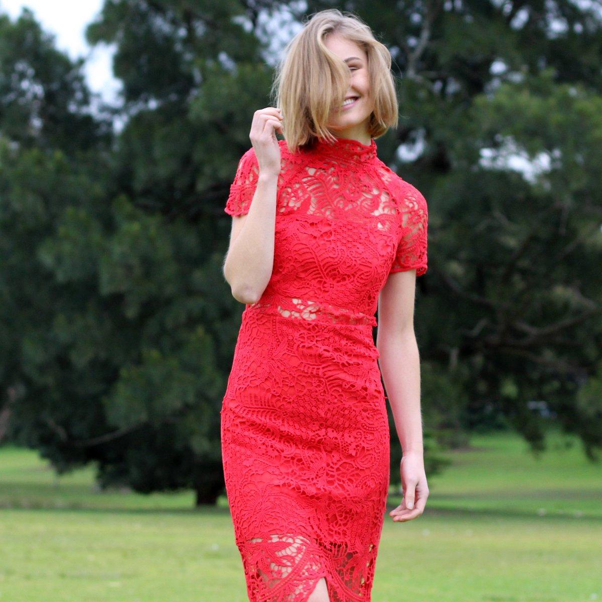 Red Dresses Xoxo