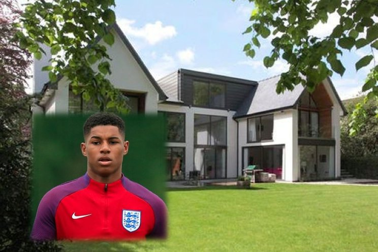Manchester United star Marcus Rashford moves his mum into new £800,000 home https://t.co/PXBkWxIVyt https://t.co/6yikiD7CVk