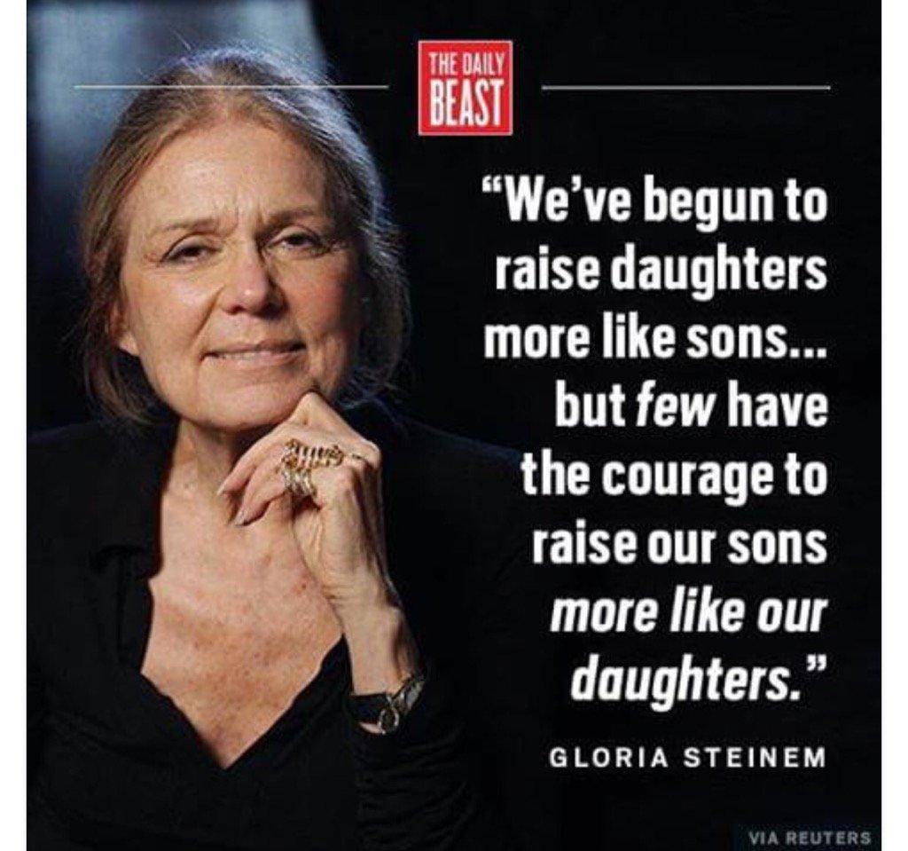 Pretti Siingh On Twitter My Hero Gloria Steinem