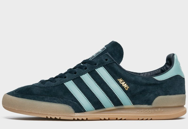 Adidas Jeans MKII Shoes - Dark Blue