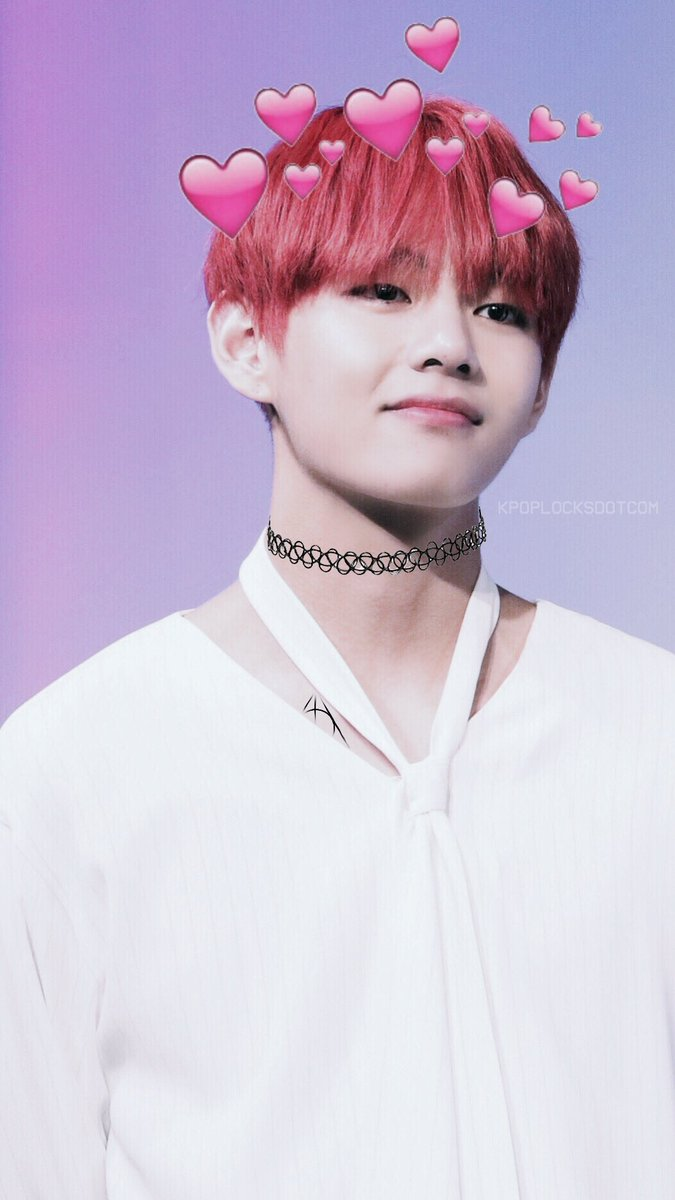 Kpoplocksdotcom On Twitter Kim Taehyung V Lockscreen Wallpaper