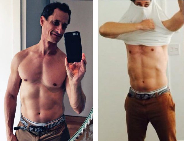 Anthony Weiner Deletes Twitter Account After Getting Caught Sexting Yet Another Woman