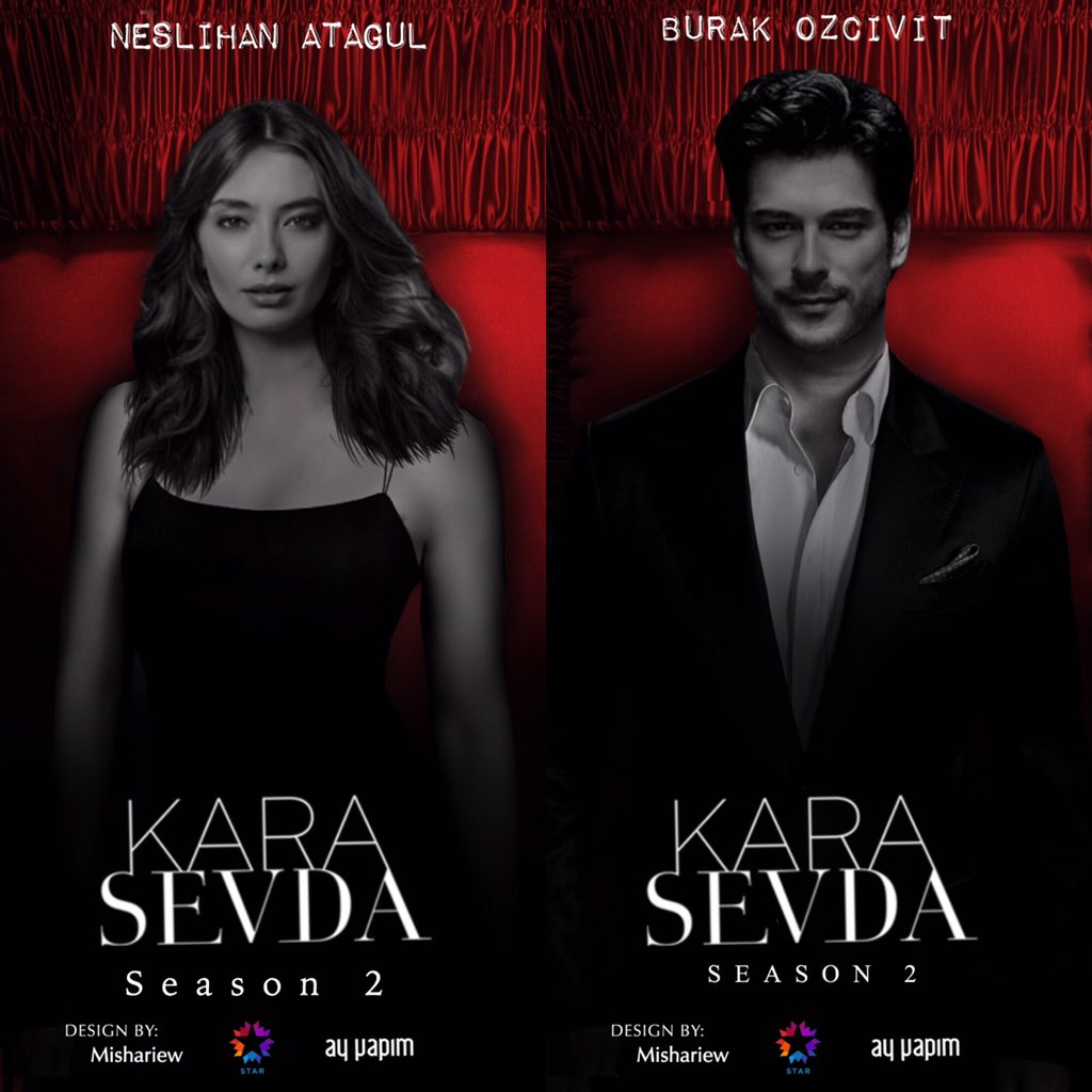 Kara Sevda Season 3 | KARA SEVDA THE COMPLETE SERIES <DVD 01-95